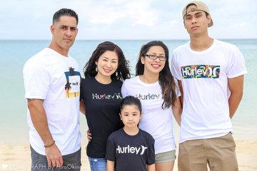 Alicea Family  | 家族写真(ファミリーフォト)