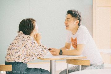 Ren×Sayaka | カップルフォト