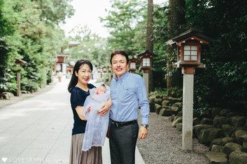 Shun Risa Family | 家族写真(ファミリーフォト)