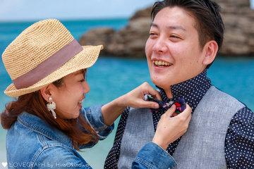 Yuuki×Shoka | 夫婦フォト