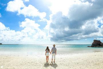 Naoto&Yoshimi Okinawa | カップルフォト
