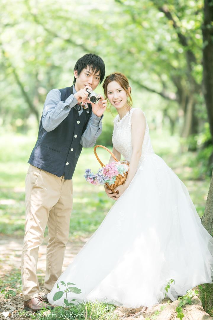 Kento × Mayu | 夫婦フォト