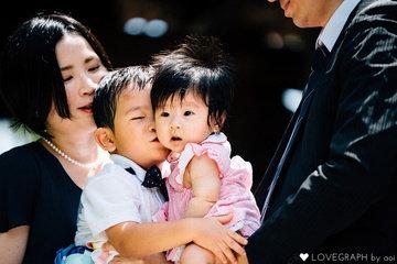 Shiho omiyamairi | 家族写真(ファミリーフォト)