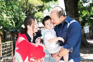 Fumiko Family | 家族写真(ファミリーフォト)
