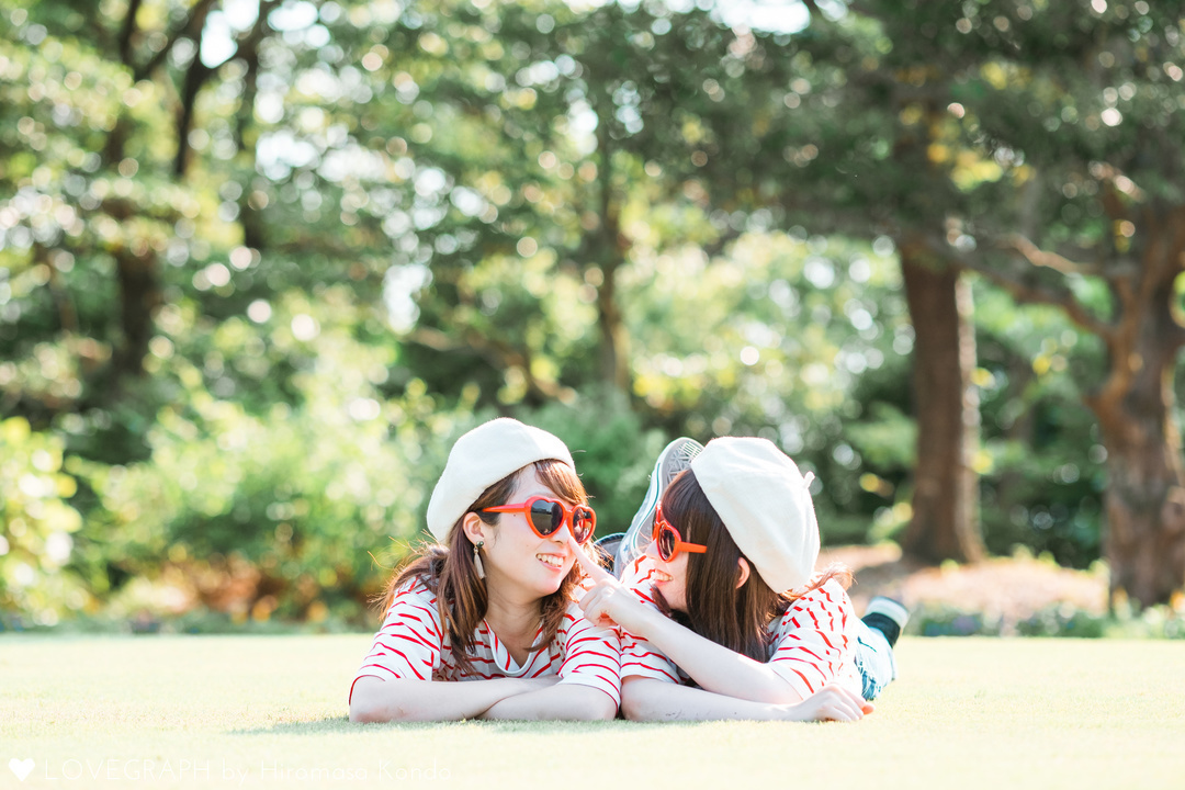 Marie Yurie Twins   家族写真(ファミリーフォト)
