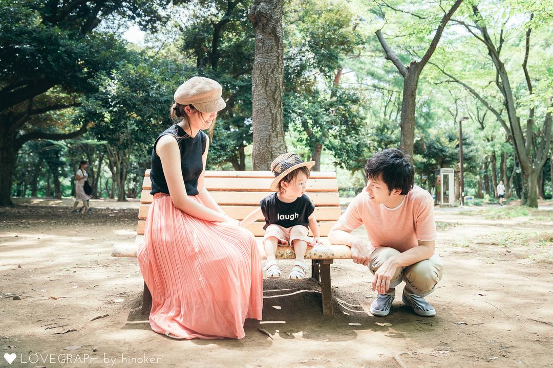 Rikia Family | 家族写真(ファミリーフォト)