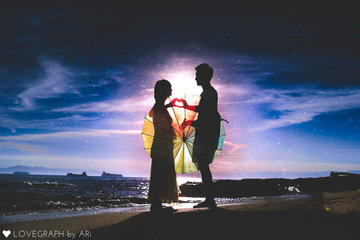 Gushiken Family | 夫婦フォト