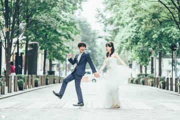 Koya &Nahomi | 夫婦フォト