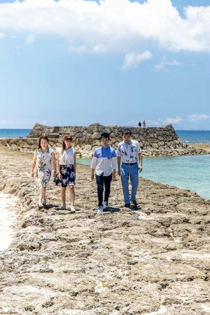 Nagamine Family | 家族写真(ファミリーフォト)