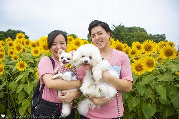Miyashita Family | 夫婦フォト
