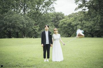 Hiroyasu×Misako | 夫婦フォト